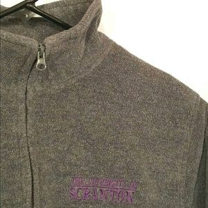 University of Scranton Fleece Pullover